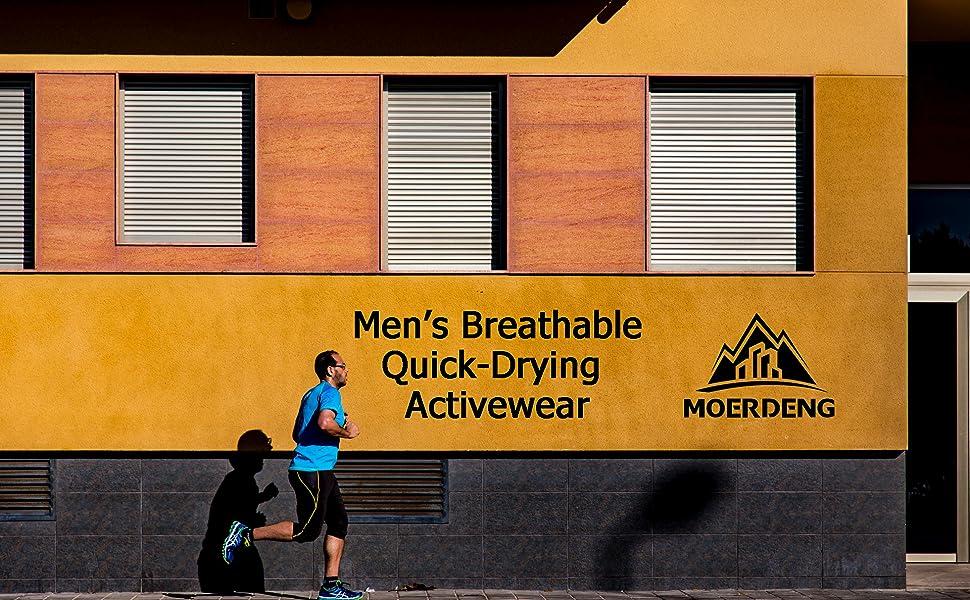 MOERDENG Men's T-shirt