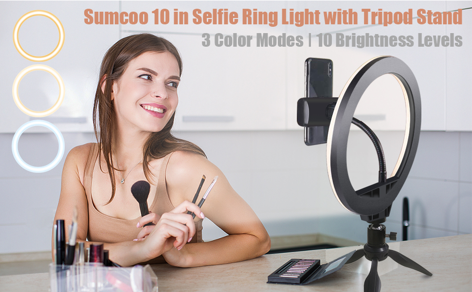 Desk Ring Light
