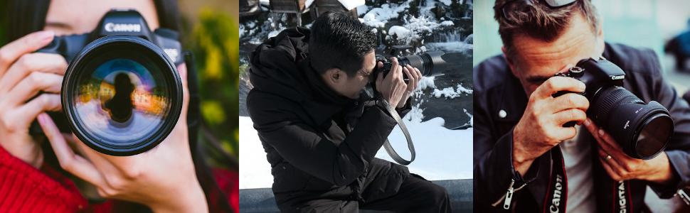 Borsa per fotocamera DSLR