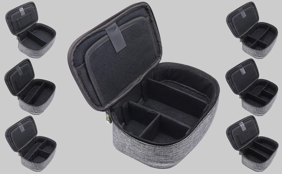 小物いれ ケース 小物整理 sdカード ケーブル 小物入れ 小物ポーチ イヤホン 充電器 pc周辺小物 携帯 持ち運び ケース 収納 ポーチ