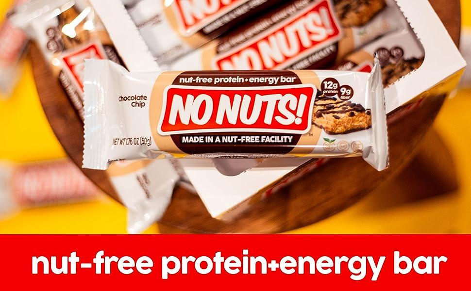 nut-free protein+energy bar