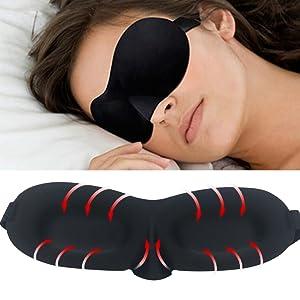 breathable eye mask