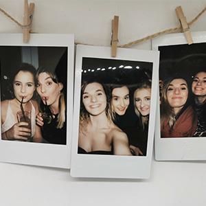 Pinces à photo Polaroids