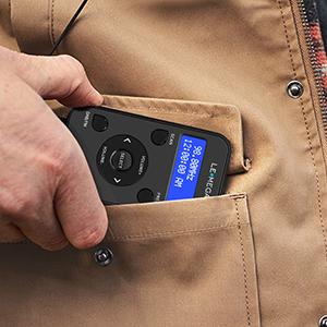 Dab dab+ digital fm rechargeable battery personal portable pocket handheld radio headphones