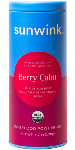 Berry Calm Superfood Powder