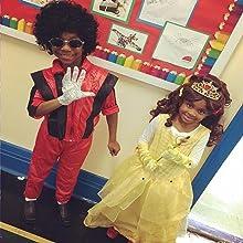 Princess Dress Up Party Costume.