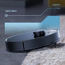 Mejora automática para alfombra