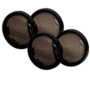 Dark Smoke Lens