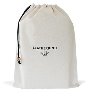 Leatherkind cotton bag