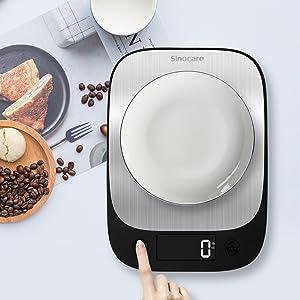 Balances de cuisine balance alimentaire ustensiles de cuisine cuisine balance de precision