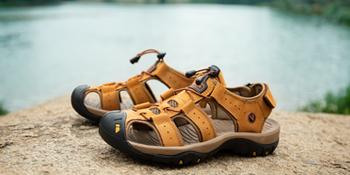 summer shoes for men mens velcro sandals trek sandals men size 8 mens velcro sandals
