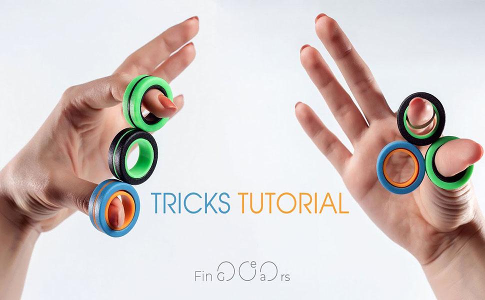 Fidget Toy Tricks Tutorial