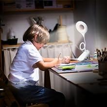 headboard reading light