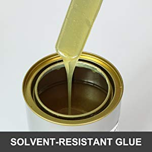 Solvent-Resistant Glue