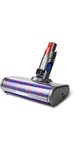 Soft Roller Cleaner Head for Dyson V7 V8 V10 V11 Vacuum Cleaner