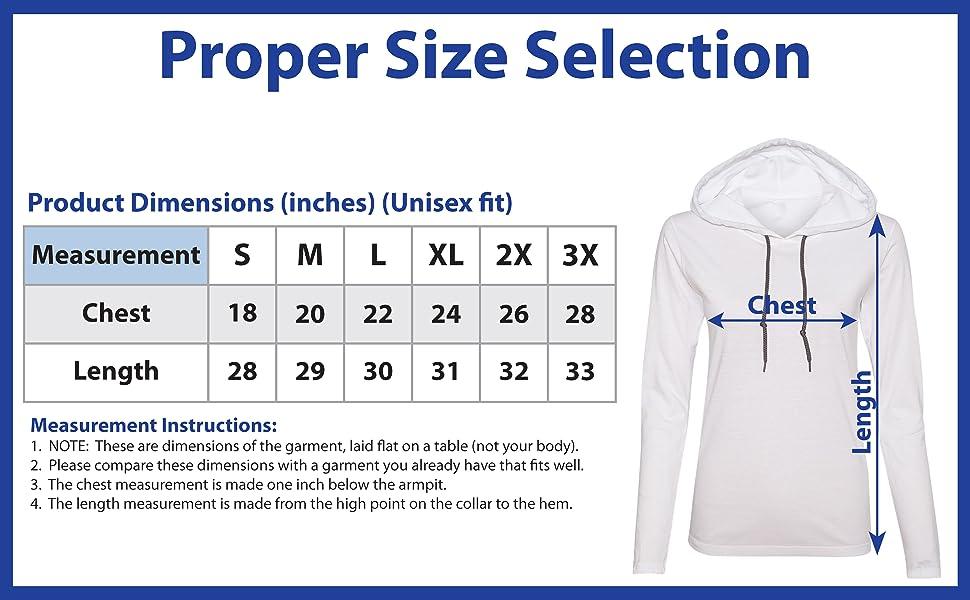 Proper Size Selection