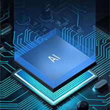 AI intelligent control chip processing response quickly