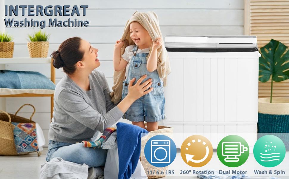 portable mini washing machine for apartment laundry washer machine lavadora y secadora portatil