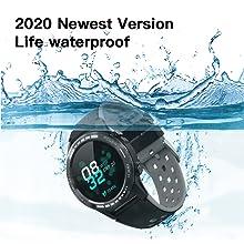Multifunctional Wrist-type Heart Rate Monitoring Watch for Men and Women Training Running  Watch