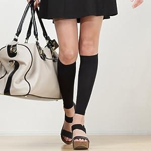 Compression legwear footless Vim and Vigr, compression socks, everyday compression sleeves