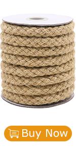 11mm jute rope