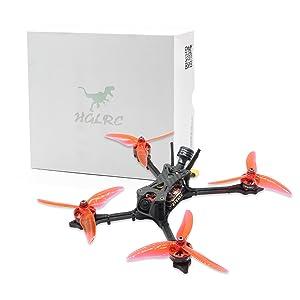 Wind 5 racing drone