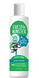 Kids Shampoo Body Wash Fresh Monster 2 in 1
