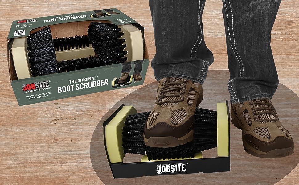 Boot Scrubber