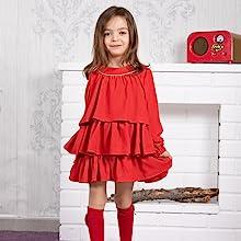 Pattern - Dress - Girl