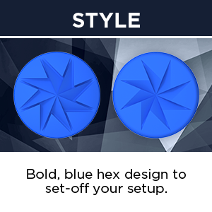 Kontrolfreek performance thumbstick controller joystick blue edge ps4 xbox one