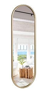 Decorative Metal Wall Mirror