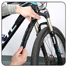 Details about  /2Pcs Ensemble Vtt Bicyclette Garde-Boue De Montagne Vélo Roue Avant Arrière