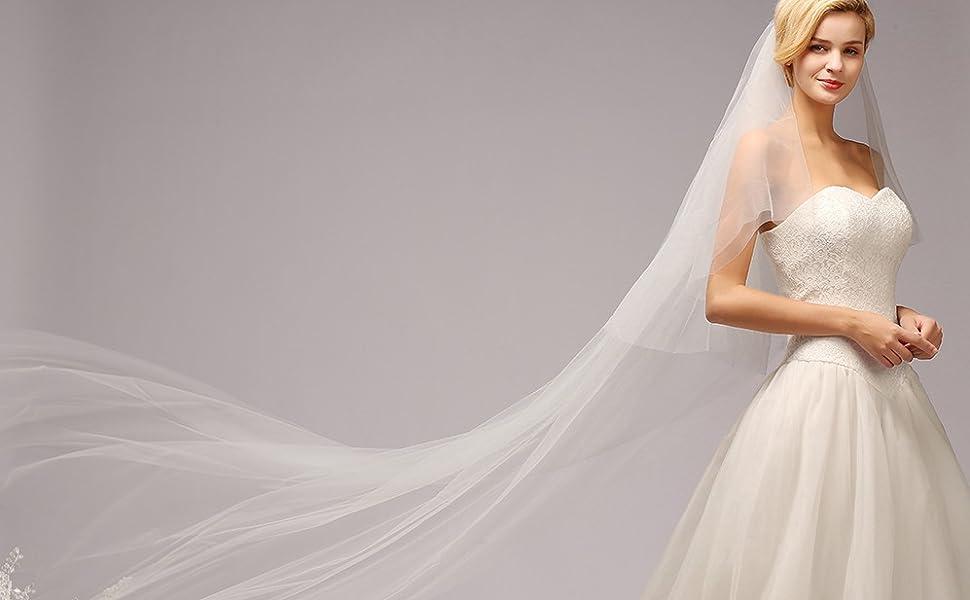 long veil