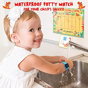 potty training watch