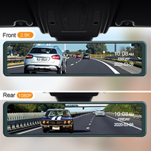2.5K mirror dash cam