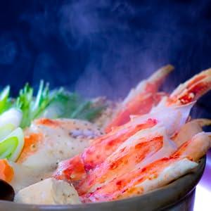 かに鍋 しゃぶしゃぶ 海鮮鍋