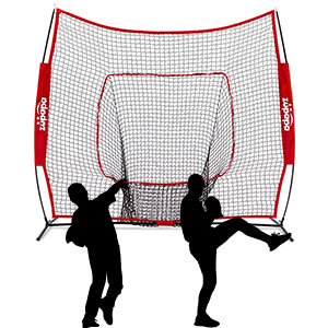 baseball net for pitch