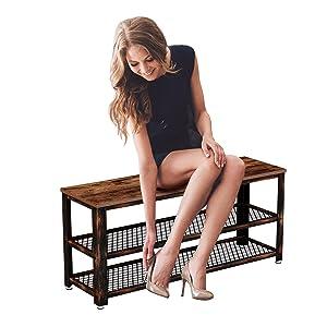 shoe bench 1000