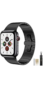 Apple Watch Band 40/42mm Stainless Steel metal Band