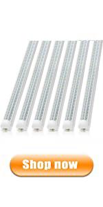 48W 4FT T8 5000K LED Shop Light