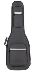 electric guitar bag reinforced Premium soft backpack