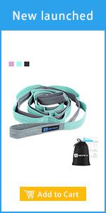 12 loops stretch strap