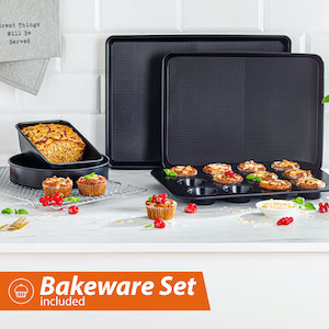 Nonstick Induction Cookware Sets