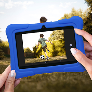 kid tablet with wifi and camera