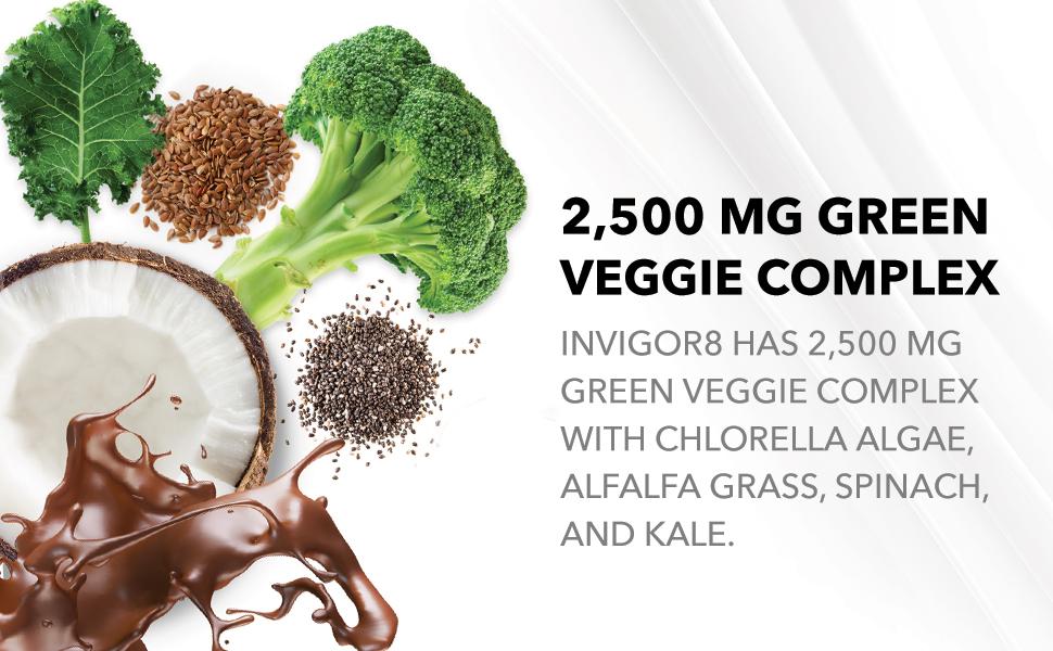 Green Veggie Complex