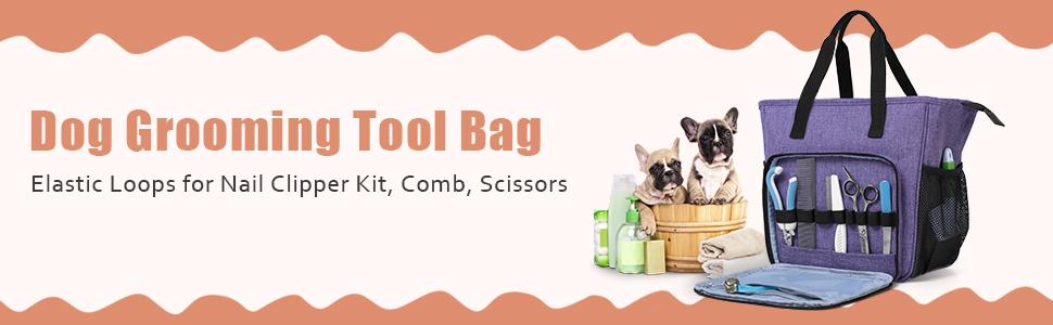 pet grooming bag for tools dog grooming tool bag pet grooming tool bag dog grooming tool storage dog