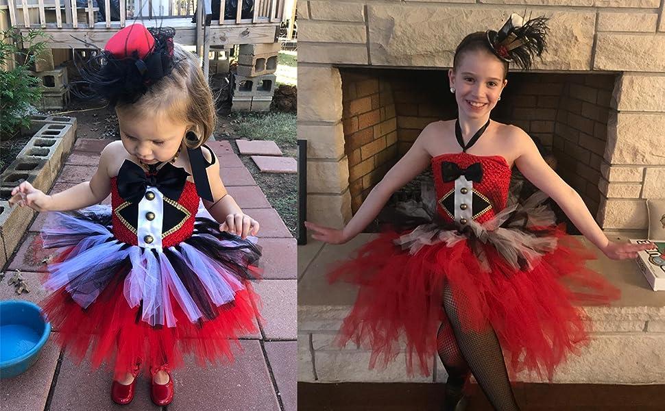 Circus birthday outfit,Carnival shower theme,Circus tutu set,Pop corn party,Circus hair bow,Carnival hair clip,Circus tutu dress