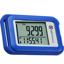 SC 3D Pedometer Large Screen, Display, Readout, Easy to See, Easy to Read