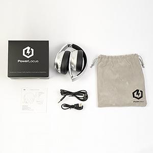bluetooth headphones over ear wireless headphones with case foldable portable compact headphones