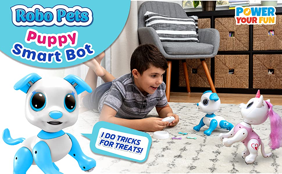 dog toys robot for 2 year old boy 3 boys girls girl puppy interactive small little toy best dogs kid